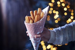 Christmas Churros 2